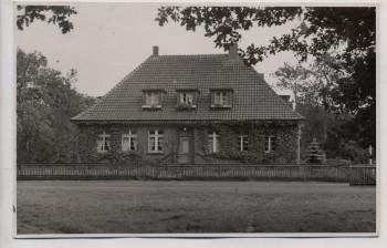 AK Foto Bremervörde Hausansicht Feldpost 1944 RAR