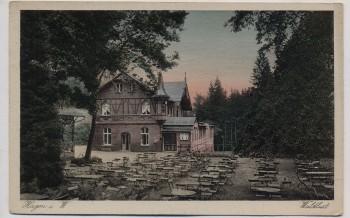 AK Hagen in Westfalen Gasthaus Waldlust 1920