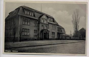 AK Höngen Hoengen Rathaus bei Alsdorf 1935 RAR