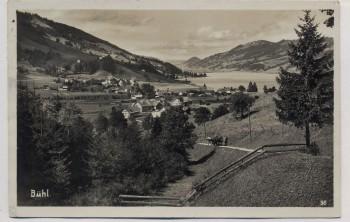 AK Foto Bühl am Alpsee bei Immenstadt im Allgäu Ortsansicht 1930