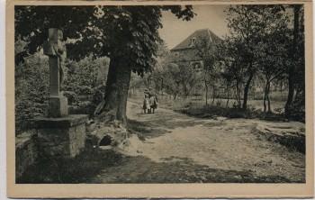 AK Gräfintal bei Bliesransbach Kleinblittersdorf Saargebiet 1920