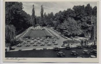 AK Görlitz Stadthalle Stadthallengarten 1938