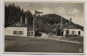AK Foto Jonsdorf in Sachsen Jugendherberge der Stadt Zittau 1935