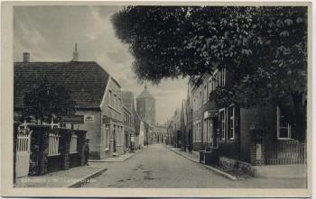 AK Ramsdorf in Westfalen Langestraße 1930