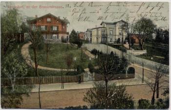 AK Hamburg Bergedorf An der Brauerstraße 1908