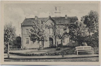 AK Osterburg Altmark St. Georg Hospital 1930