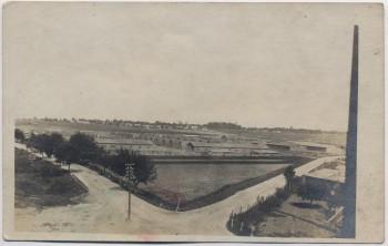 AK Foto Schydatschiw Żydaczów Heimkehrerlager 1. WK Ukraine 1918 RAR