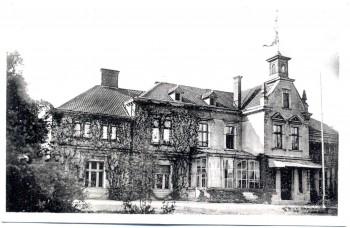VERKAUFT !!!   AK Schloss Altkessel Stary Kisielin bei Grünberg Zielona Góra Schlesien Polen 1940 RAR