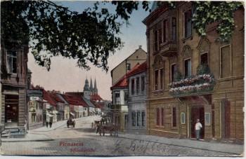 AK Pirmasens Schloßstraße 1920