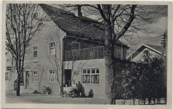 AK Kirchseeon bei München Kaffee Tirol 1930 RAR