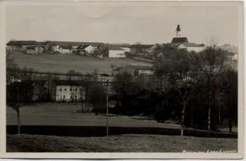 AK Foto Gruss aus Evenhausen Ortsansicht bei Amerang Wasserburg 1936