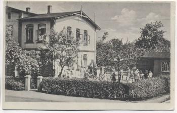 AK Kellenhusen Ostsee Haus am Meer Schulheim Wielandstraße 7 1930