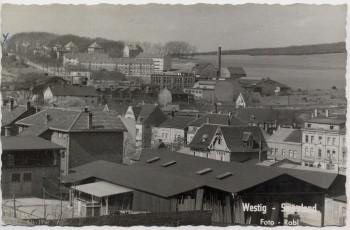 AK Foto Westig im Sauerland Ortsansicht bei Hemer 1969