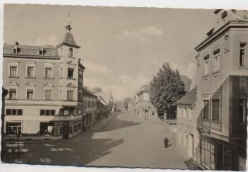 AK Finsterwalde Niederlausitz Thälmannstraße 1960