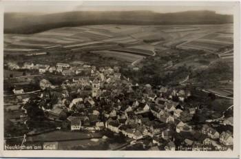 AK Foto Neukirchen am Knüll Fliegeraufnahme Luftbild 1939