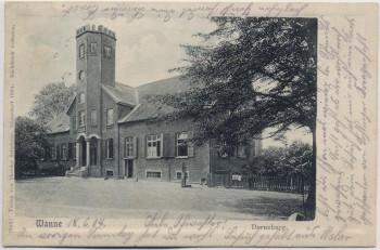 AK Wanne Eickel Dorneburg Herne 1904