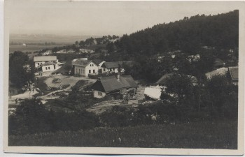 AK Dneboh bei Mnichovo Hradiště Münchengrätz Katastrofa u Dneboha Böhmen Tschechien 1926 RAR