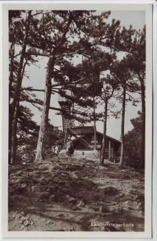 AK Foto Kammersteinerhütte bei Perchtoldsdorf Niederösterreich Österreich 1940