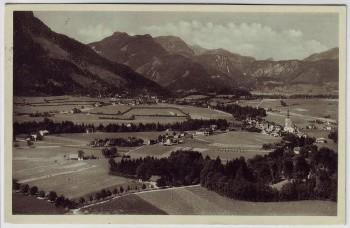 AK Foto Großgmain Ortsansicht Salzburg Österreich 1939