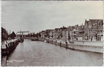 AK Foto Brielle Den Briel Maarland Zuid-Holland Niederlande 1961
