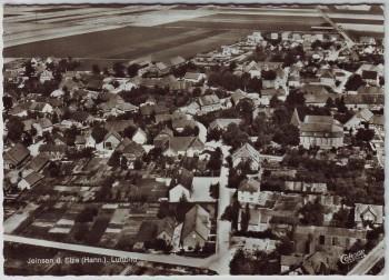 AK Foto Jeinsen über Elze Luftbild Ortsansicht bei Pattensen 1967