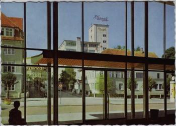 AK Foto Villingen Schwenningen am Neckar Blick vom Bahnhof 1970