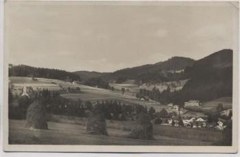 VERKAUFT !!!   AK Foto Horni Staré Hamry Althammer Ortsansicht Mährisch Schlesien Tschechien 1941