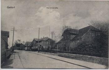 AK Gettorf Herrenstraße 1910