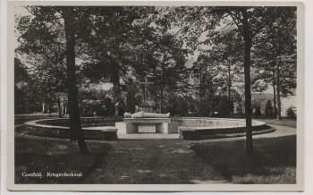 AK Foto Coesfeld Kriegerdenkmal 1935