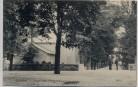 AK Bad Lauchstädt Theater mit Promenade 1914