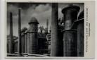 AK Foto Völklingen Saar Röchling'sche Eisen- und Stahlwerke 1935
