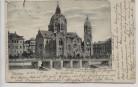 AK München St. Lucaskirche 1901