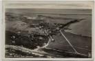 AK Foto Ostseebad Kloster Insel Hiddensee Fliegeraufnahme Luftbild 1939