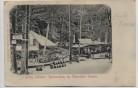 AK Uttewalde Restauration im Uttewalder Grund bei Lohmen Sächs. Schweiz 1910