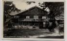 AK Foto Sonneberg in Thüringen Schönbergblockhütte 1940