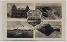AK Mehrbild Ostseebad Heiligenhafen Gebäude Küste Fisch 1935