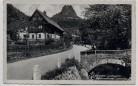 AK Burgruine Sperlingstein Vrabinec bei Niederwellhotten Přední Lhota Tetschen Děčín Sudetengau Tschechien 1940