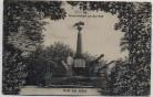 AK Gruß aus Jülich Kriegerdenkmal auf dem Wall 1910