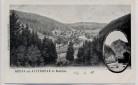 AK Gruss aus Altenbrak im Bodetal bei Thale 1905