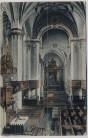 AK Frankfurt an der Oder Inneres der Garnisonkirche 1916 RAR