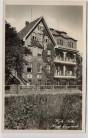 AK Foto Wyk auf Föhr Haus Tanneck 1955