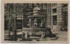 AK Stuttgart Sparkassenbrunnen 1928
