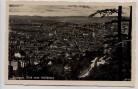 AK Foto Stuttgart Blick vom Hasenberg 1930