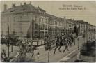 AK Chemnitz Kaserne des Ulanen Regts. 21 Planitzstraße 1910 RAR