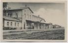 AK Winsen an der Luhe Bahnhof 1920 RAR