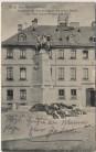 AK Gruß aus Saarbrücken Denkmal 7. Ulanen-Regiment 1870 1915