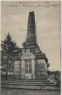 AK Bojiště u Hradec Králové Schlachtfeld bei Königgrätz 1866 Mausoleum bei Lípa Tschechien 1923
