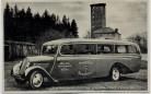 AK Olpe in Westfalen Sauerland Reisedienst Bus 1935 RAR