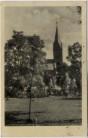 AK Schroda Środa Wielkopolska Evangelische Kirche Warthegau Posen Polen 1940