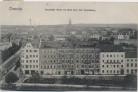 AK Chemnitz Neustädter Markt mit Blick nach dem Sonnenberg 1908 RAR